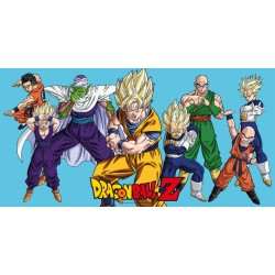 DRAGON BALL Z HEROES POSTER...