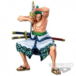 Figura The Roronoa Zoro Two...