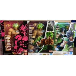SH FIGUARTS PACK BROLY +...