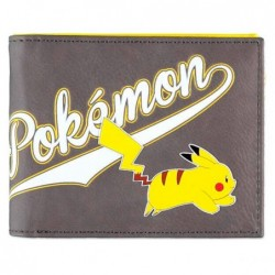 Cartera Pika Pokemon