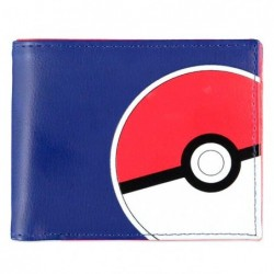 Cartera Pika Pokeball Pokemon