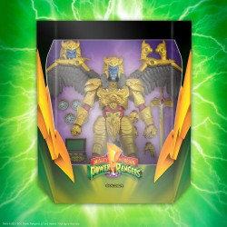 Mighty Morphin Power...