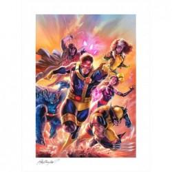 Marvel Comics Litografia...