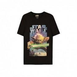 Star Wars Camiseta Yoda Poster