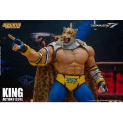 Tekken 7 Figura 1/12 King...