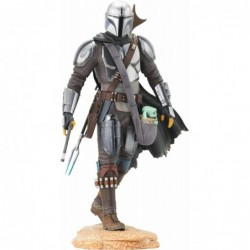 THE MANDALORIAN WITH THE...