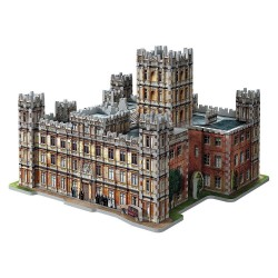 DOWNTOWN ABBEY PUZLE 3D...