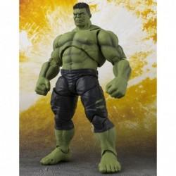 Figura articulada Hulk...