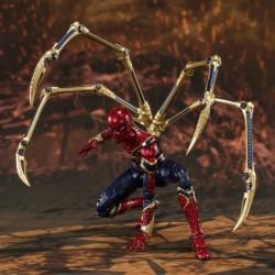 Figura Iron Spider Batalla...