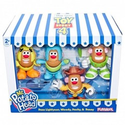 Pack 4 figuras Mr Potato...