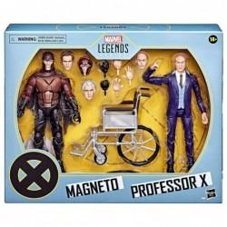Set 2 figuras Magneto y...
