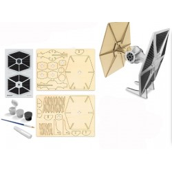 TIE FIGHTER MODEL KIT...