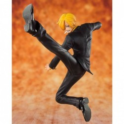 Figura Black Leg Sanji One...